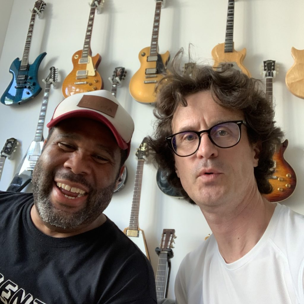 Kirk Fletcher interview guitar in hand - Joe Bonamassa guitar player and more