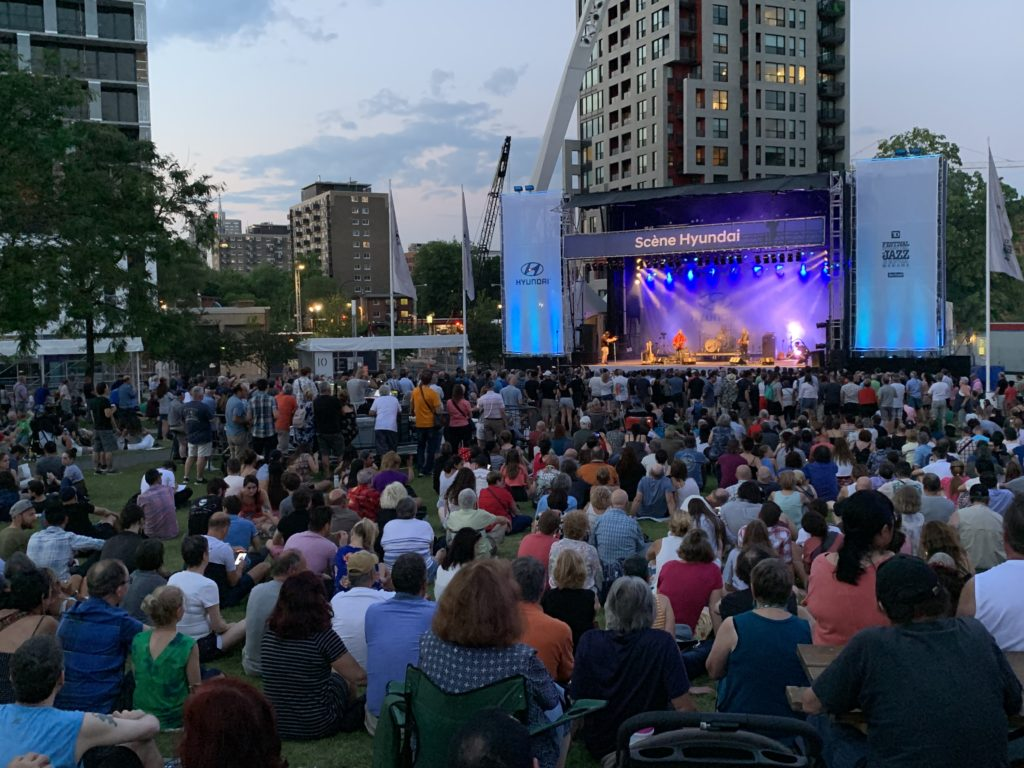 Montreal Jazz Festival 2019 - Video Blogging
