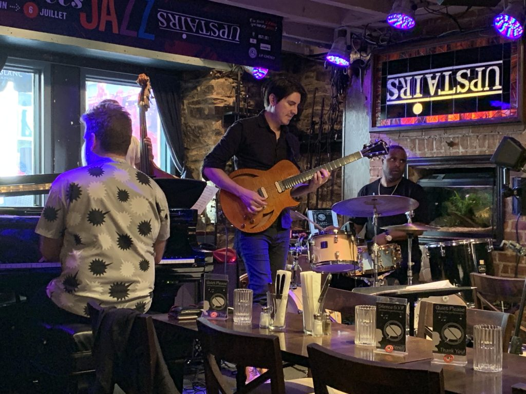 Montreal Jazz Festival 2019 - Video Blogging - Kendrick Scott Oracle - Mike Moreno