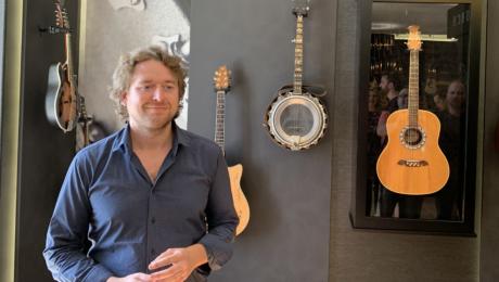 Furch Guitars manufacture tour and showroom in Czech Republic