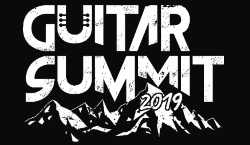 2019 Guitar Summit - The biggest guitar show in Europe