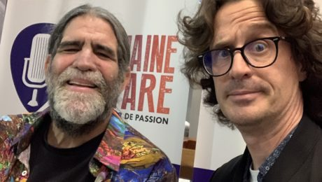 Joe Berger interview - 2019 Guitar Summit in Mannheim, Germany
