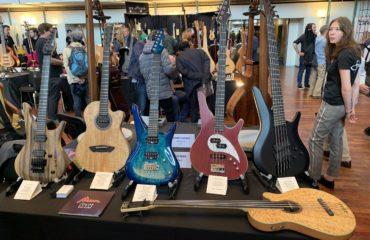 Guitar Summit 2019 - Day 1: show visit, interviews and Paul Gilbert masterclass