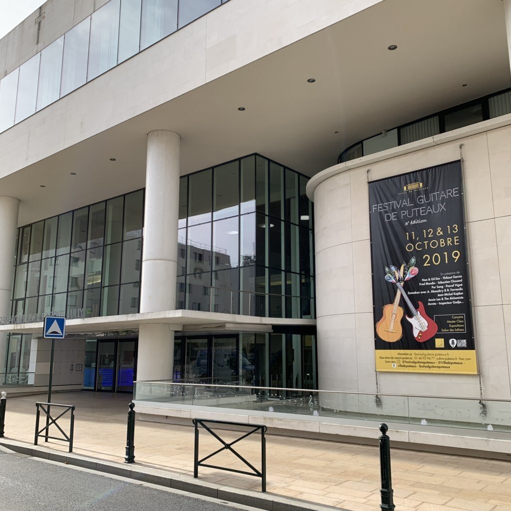 2019 Puteaux Guitar Festival 4th edition in a 4min video