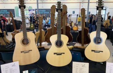 David Solé Arbues luthier interview - Leno Guitars - Madrid Luthier Guitar Show 2019