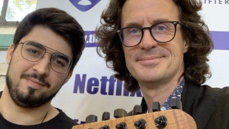 Albert Morillo luthier interview - AMS Guitars