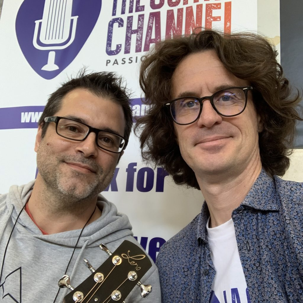 David Solé Arbues luthier interview - Leno Guitars - Madrid Luthier Guitar Show 2019