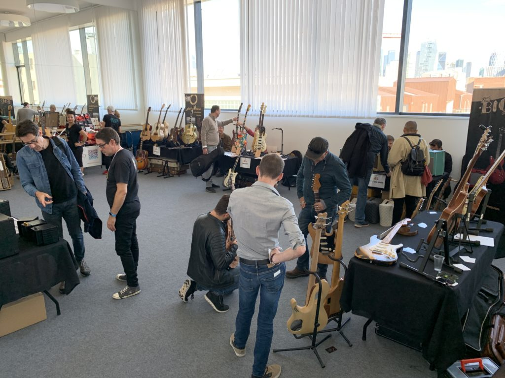 2019 Puteaux Guitar Festival 4th edition in a 4min video - Guitar show