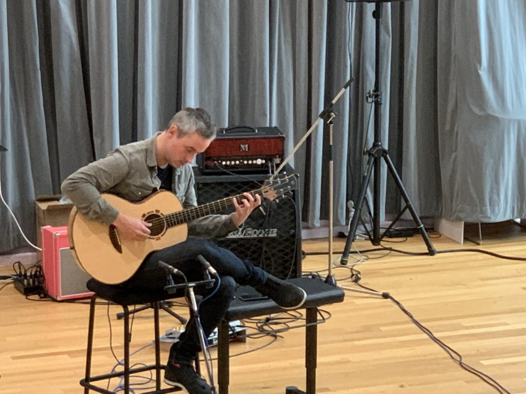 2019 Puteaux Guitar Festival 4th edition in a 4min video - Demo concerts - Hugo Martin