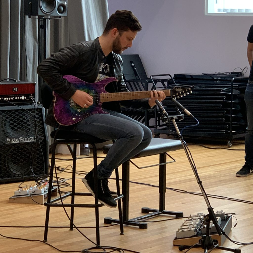 2019 Puteaux Guitar Festival 4th edition in a 4min video - Demo concerts - Saturax