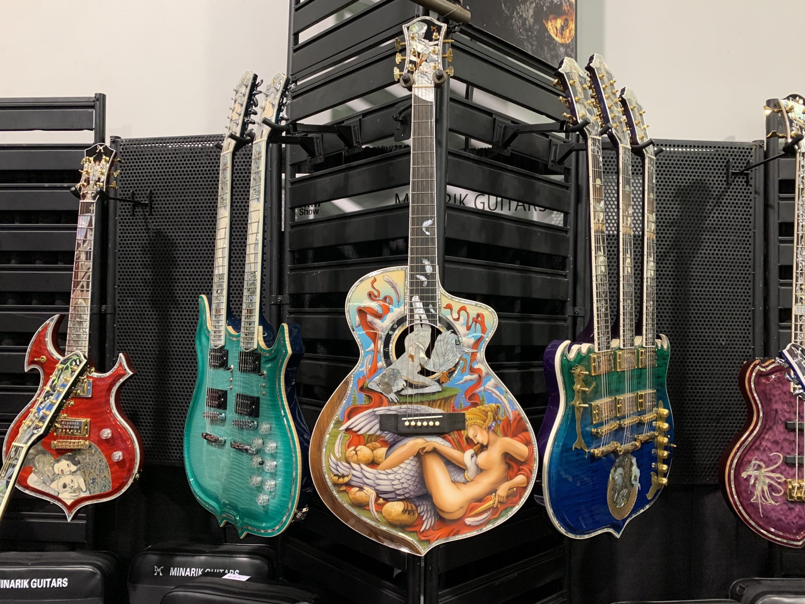 Winter NAMM 2020 - Day 2 - Vlog January 17th - The Guitar Channel