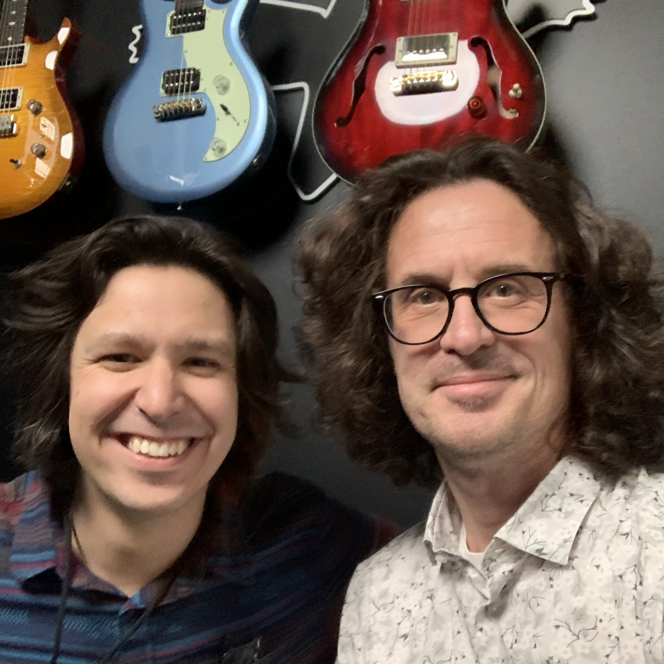 Davy Knowles guitar in hand interview at the PRS booth - NAMM 2020