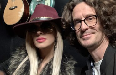 Orianthi interview at the PRS Guitars booth during Winter NAMM 2020
