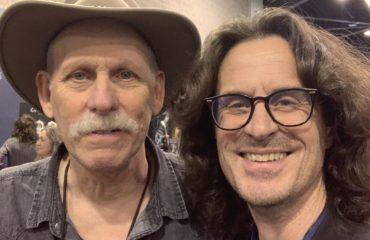 Bruce Forman Jazz guitar player interview - NAMM 2020