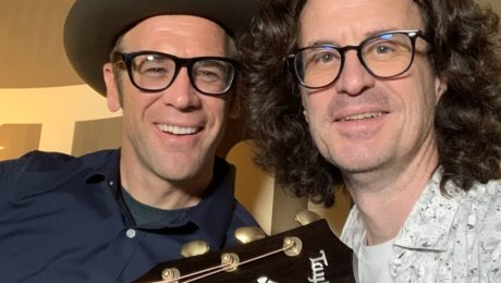 Andy Powers, Taylor Guitars master builder interview at NAMM 2020