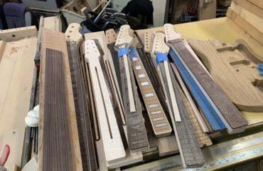 Luthier Avi Shabat talks about how he build guitars
