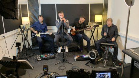 Soho Riot - Sessions at Studio Luna Rossa