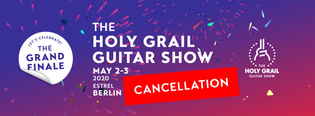 Holy COUCH Guitar Show 2020, Tania Spalt interview to get the latest news