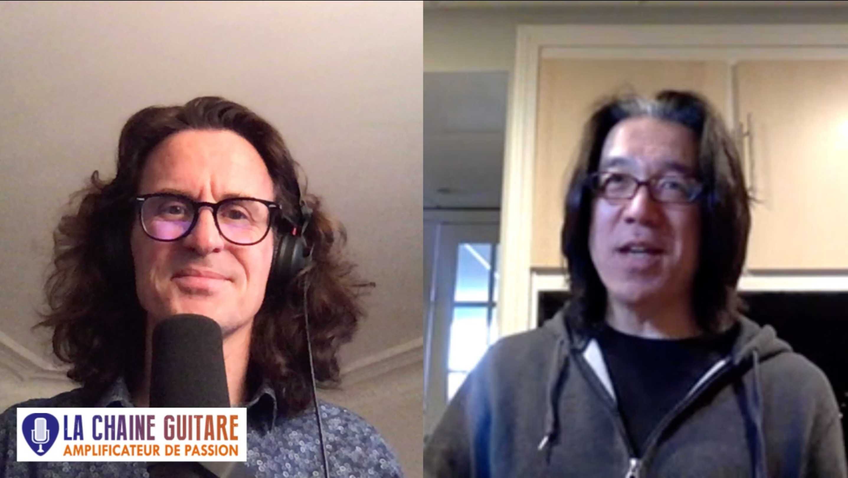 Tomo Fujita professional guitar player and teacher lockdown interview
