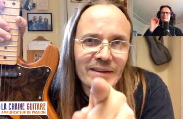 Juha Ruokangas master guitar builder lockdown interview from Finland