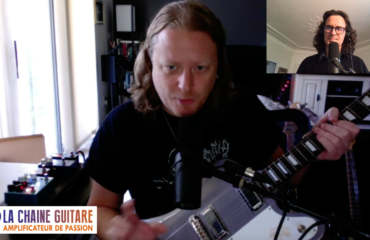 Matt Schofield great Blues guitar player lockdown interview from Florida