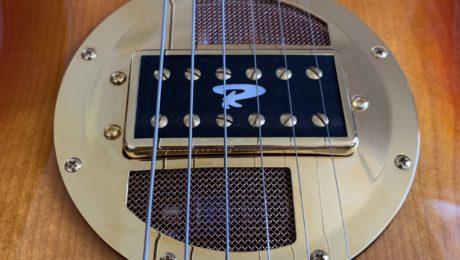 Valvebucker, the tube powered guitar pickup invented by Juha Ruokangas