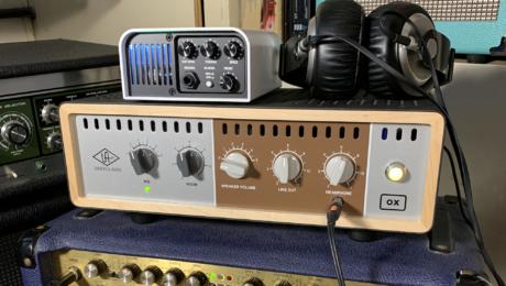 Captor X Two Notes versus OX Box Universal Audio: sound battle!