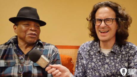 Ray White interview during X-Jamm 2020, Frank Zappa singer