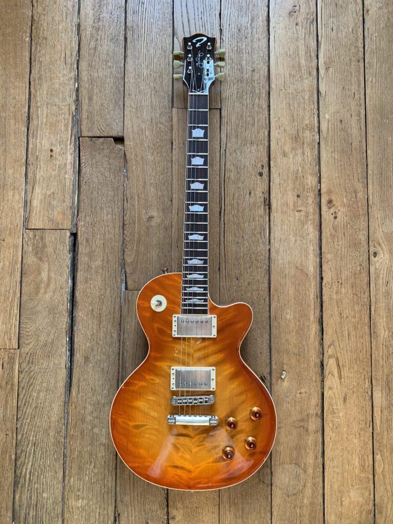 Showroom feature: Unicorn Classic from Ruokangas Guitars