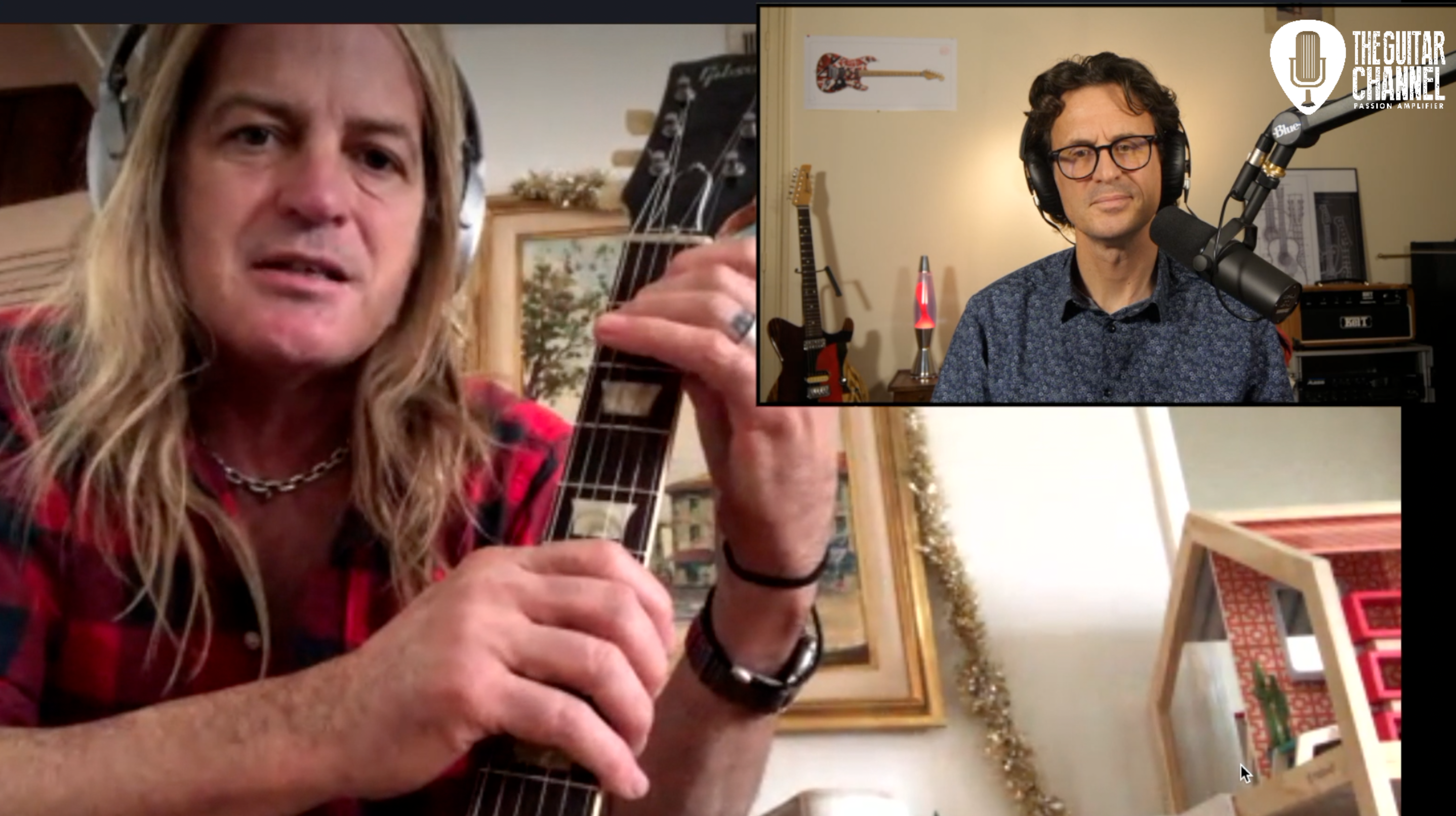 Doug Aldrich interview about the album from The Dead Daisies with Glenn Hughes