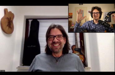 Nik Huber live interview with the luthier and founder of Nik Huber Guitars