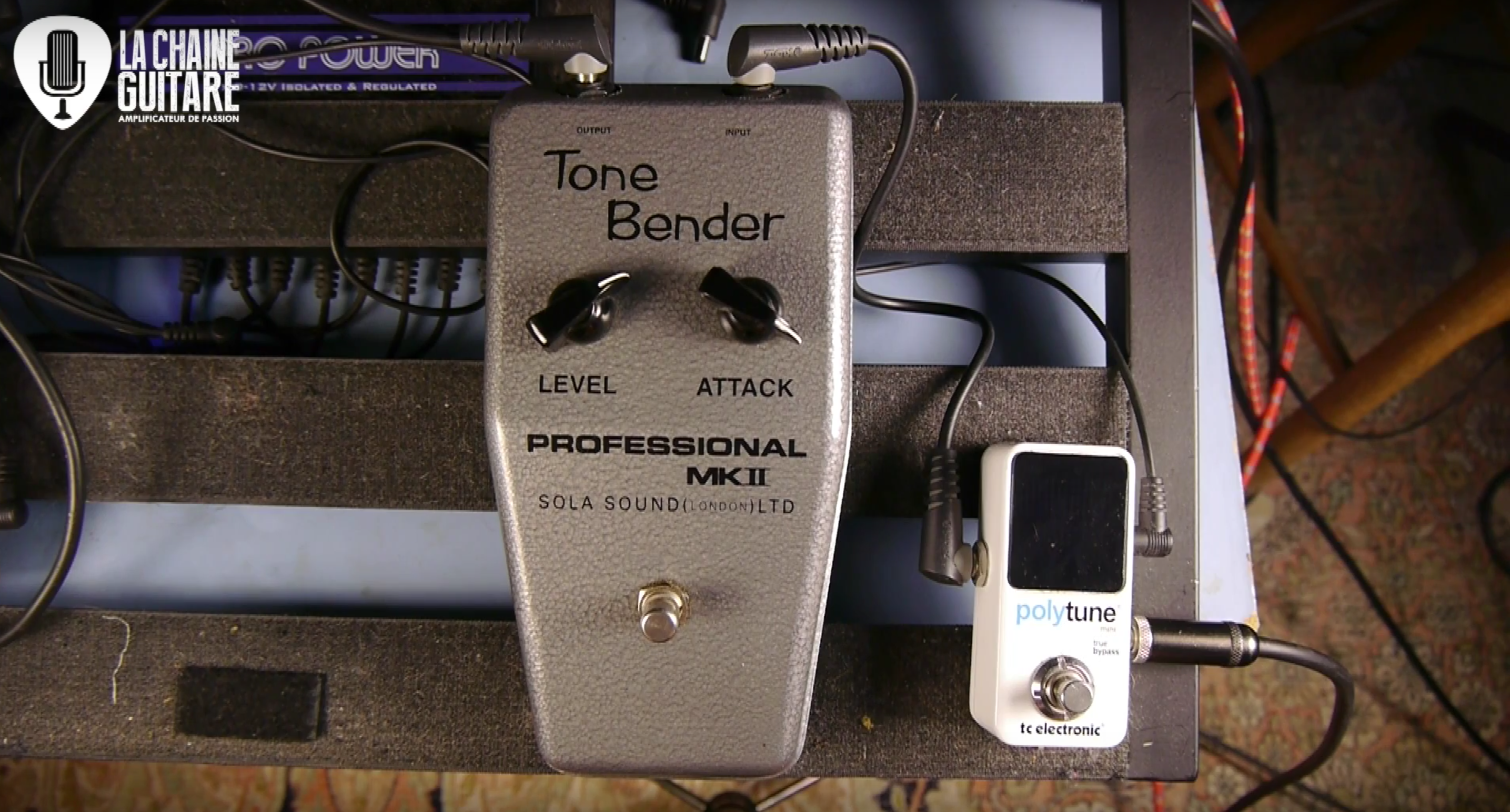 Tone Bender, review of one of the ultimate and sought-after Fuzz pedals