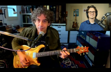 David Grissom guitar in hand interview to share his views on music and guitar
