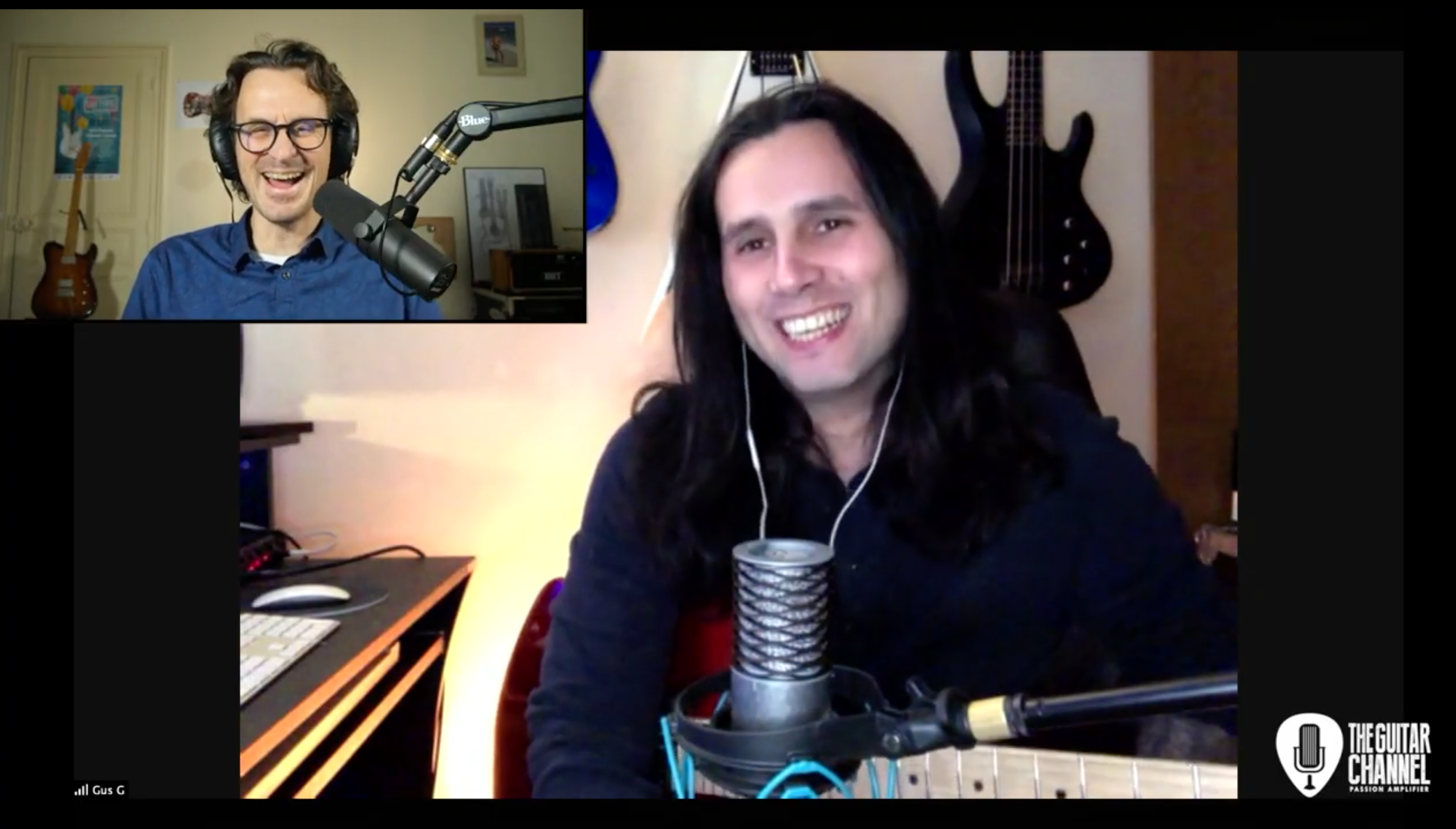 Gus G talks about his Blackfire pickups and let you win a set!