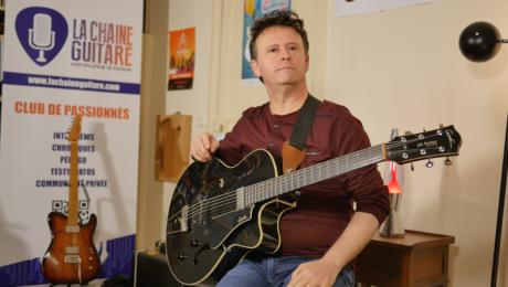 Sylvain Luc interview about his album
