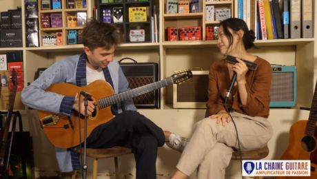 Yeore Kim and Antoine Boyer play Tangram - Live showroom concert replay