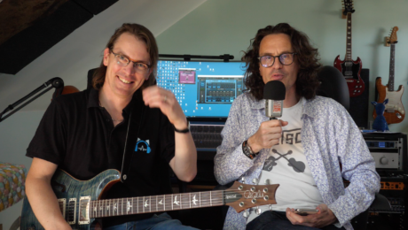 Blue Cat Audio, interview with Guillaume Jeulin in his development studio