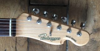 Mojo Classic Ruokangas Guitars review: a Telecaster coming from Finland