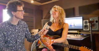 "Ana Popovic interview - Guitar in Hand - ""Like It on Top"" album"