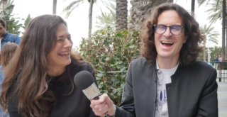 Last edition of the Holy Grail Guitar Show in 2020, Tania Spalt interview