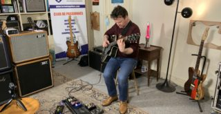 "Showroom session: Sylvain Luc plays ""Boléro Langoureux"""