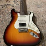Classic S Suhr, the best American Super Strat today