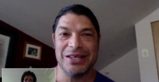 "Robert Trujillo Interview @Metallica: producer of ""Jaco"" Pastorius"